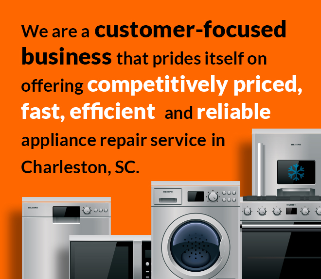 Appliance Repair Charleston Sc 911 Service Today